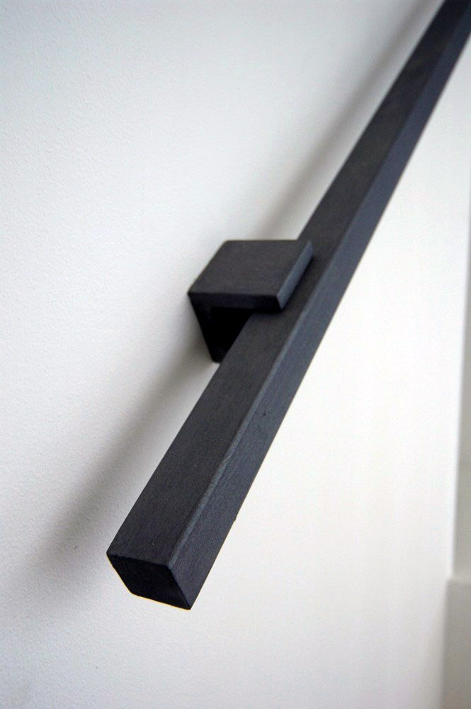 Tn House Miyahara Architect Office Architects Squares | Modern Stair Handrail Wall Mounted