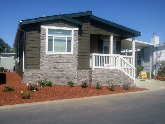 Types Of Mobile Home Siding As You Will Notice Exteriors Can Vary Greatly