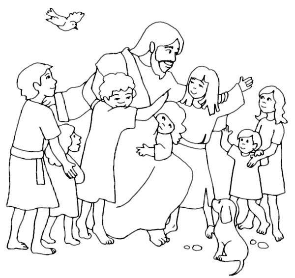 jesus coloring pages aaldtk