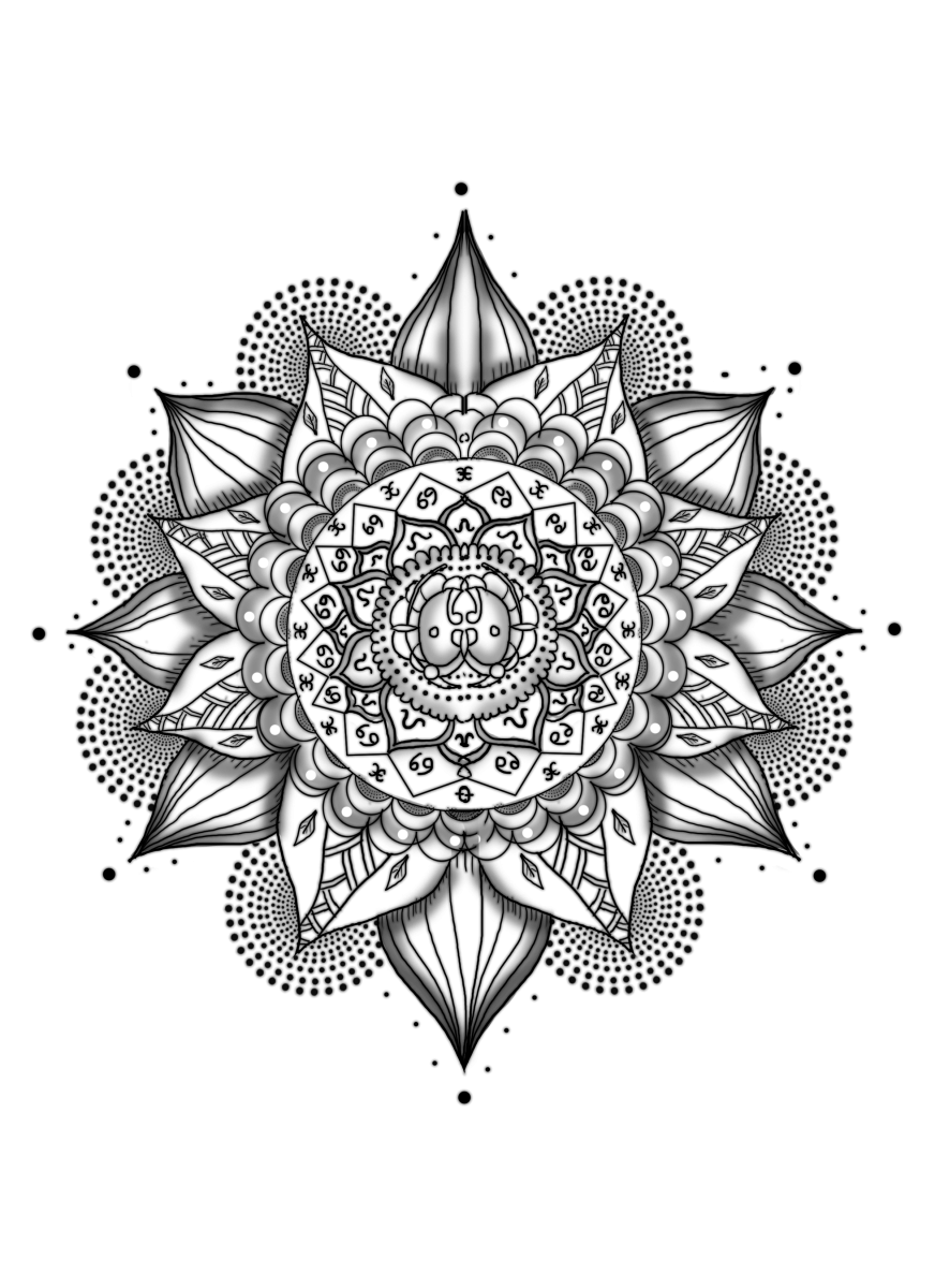 Mandala Tattoos PNG Transparent Images PNG All tattoo