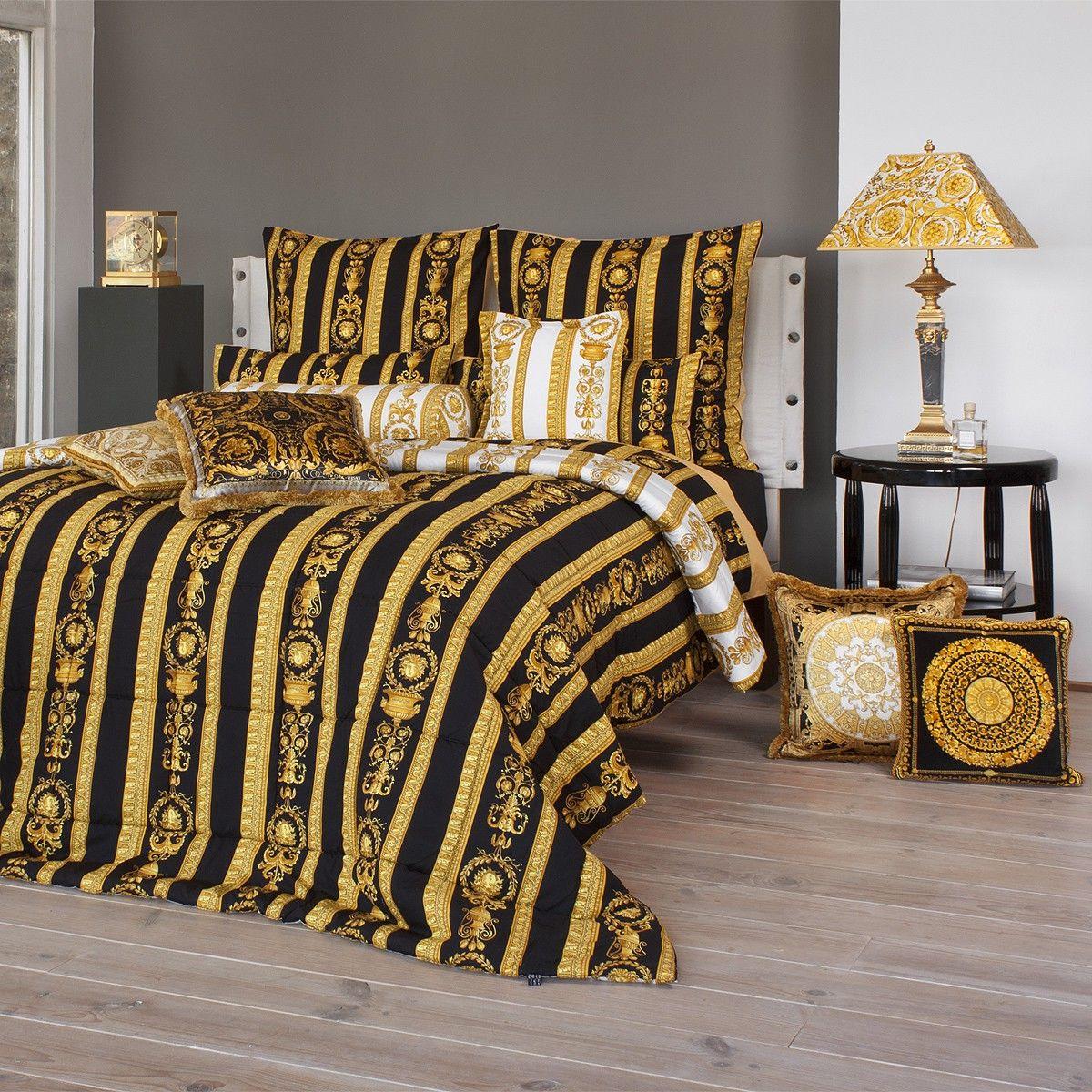 Versace Tagesdecke Bettwasche Medusa