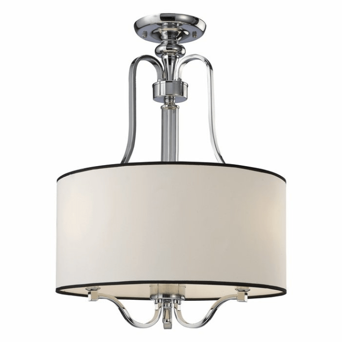 Source Lighting 3 Light Ribbon Multicolored Chandelier At Lowe S Canada