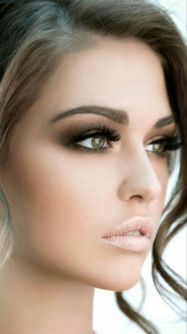 wedding makeup for hazel eyes and brown hair makeupgenkcom