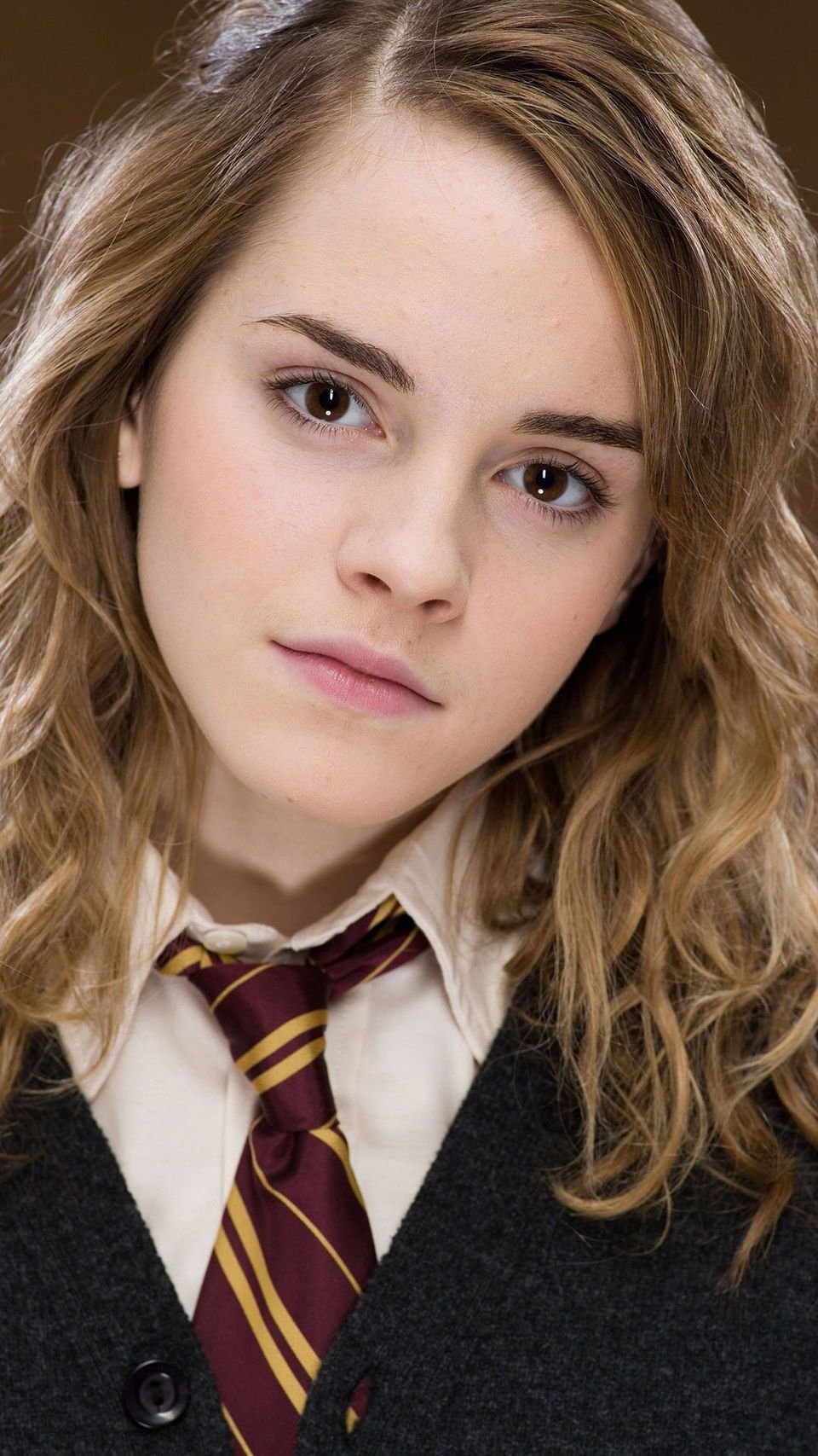 Emma Watson Looks Back on the Hairvolution of Hermione