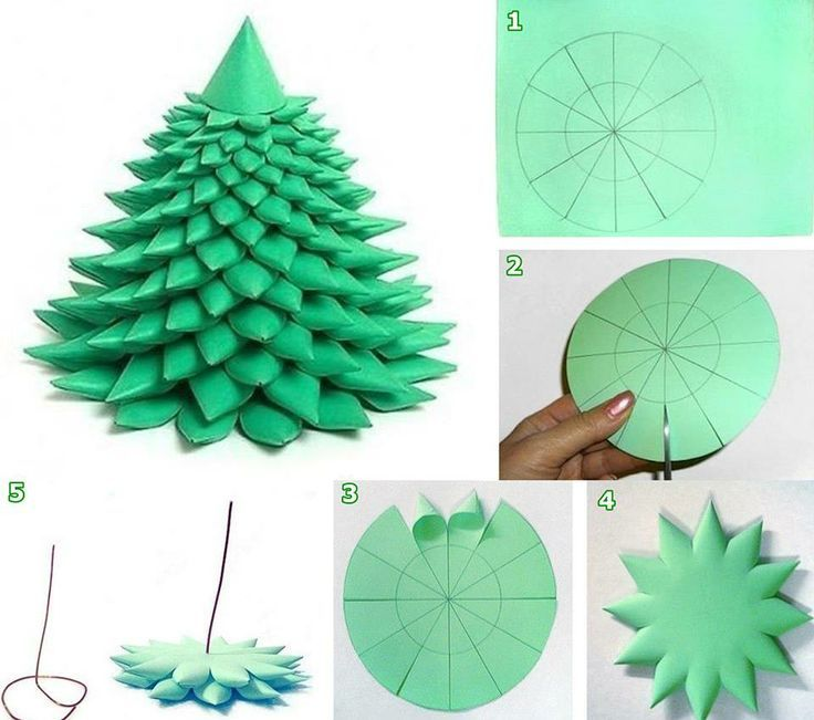 Fun Christmas Decorations To Make Out Of Paper