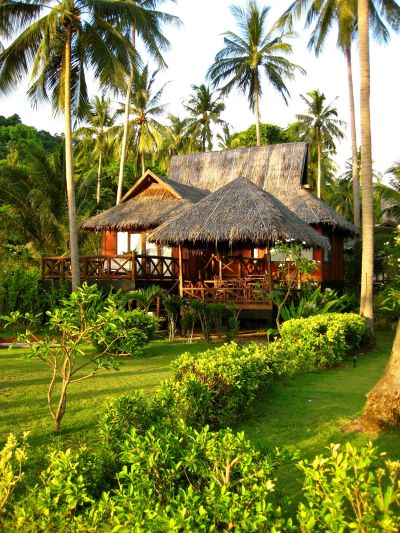 Bungalow. Phi Phi Island Village Beach Resort & Spa - Koh ...
