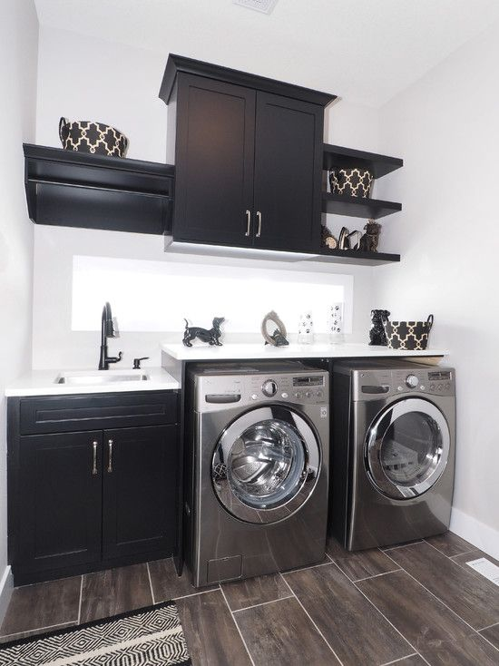 Short On E In The Laundry Room Try One Of These Simple Ideas