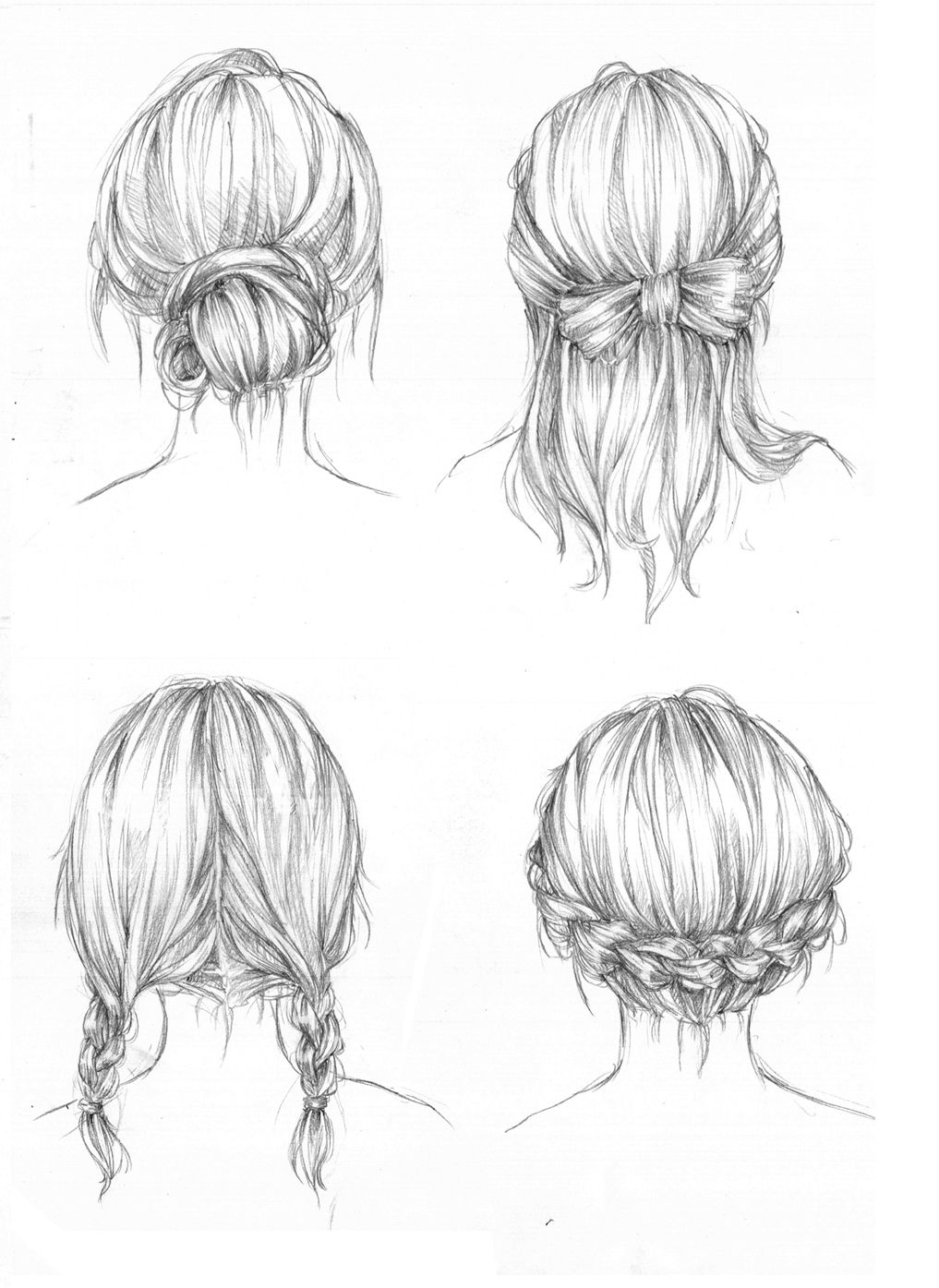 drawing art hair girl people female draw boy human guy
