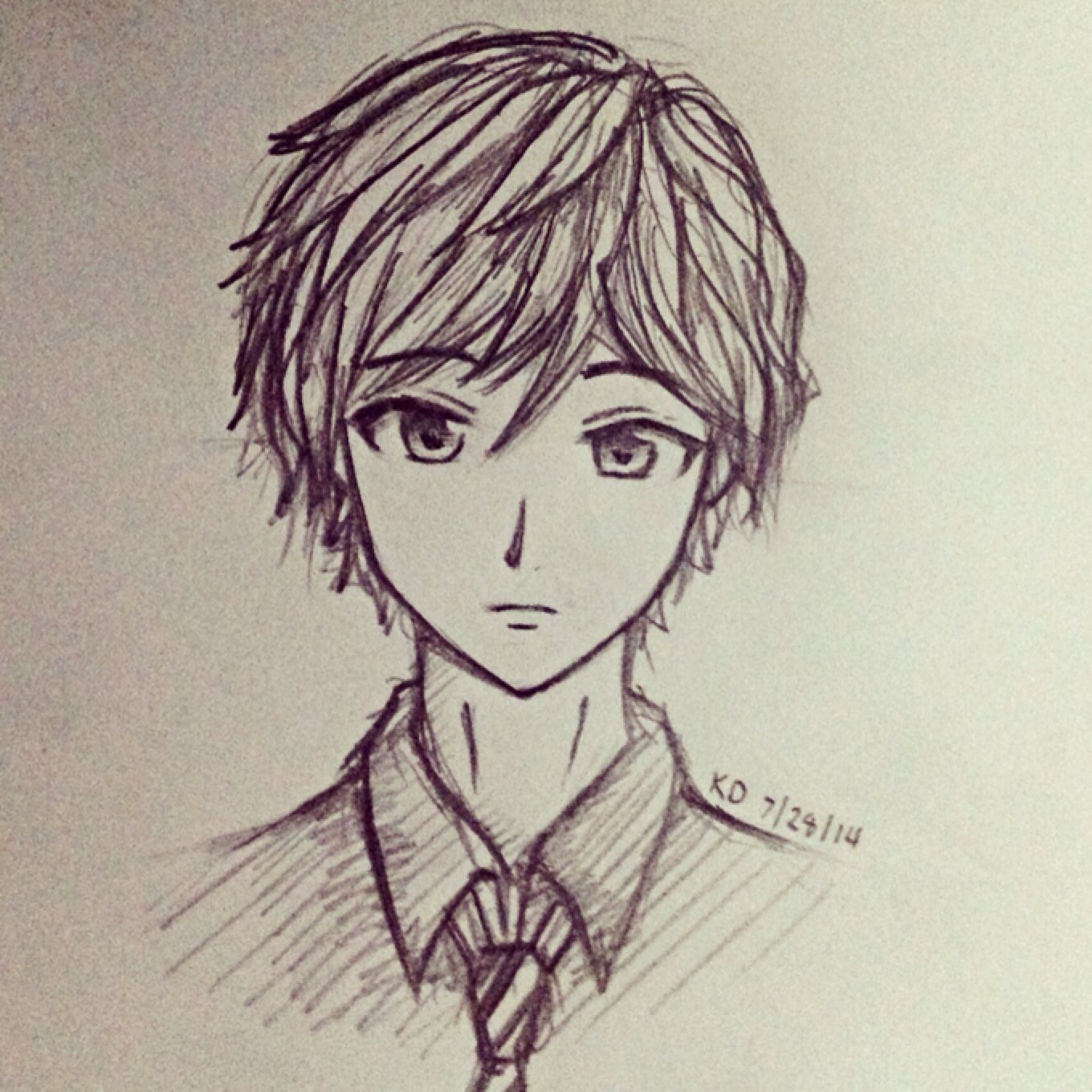 anime drawings in pencil Google Search ANIME PICS