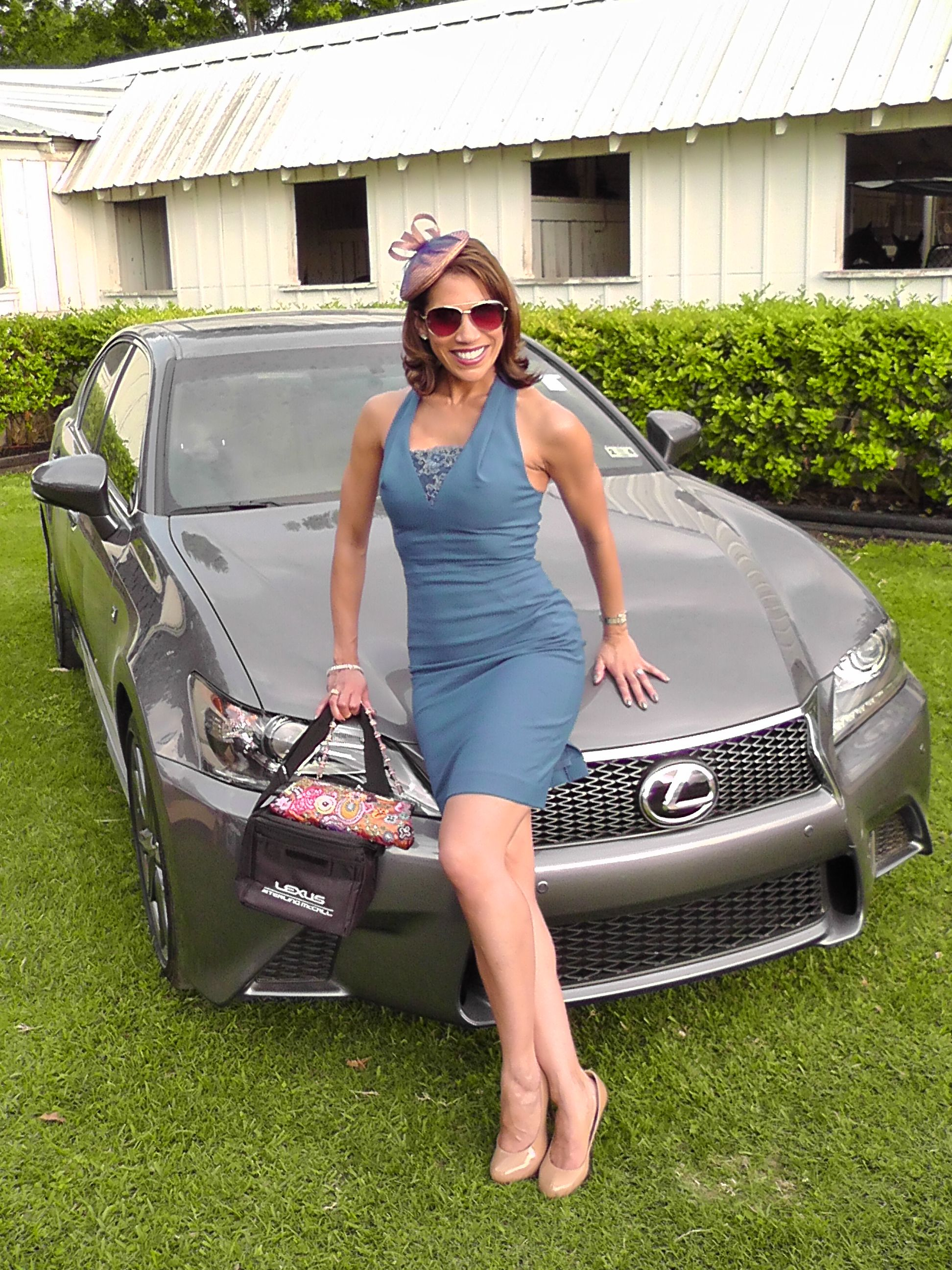 KPRC channel 2 Houston s own Rachel McNeill and the Lexus GS350