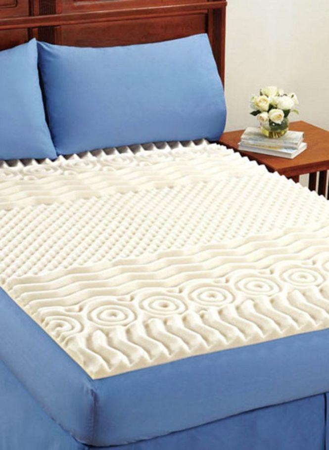 Queen Size Foam Mattress Topper