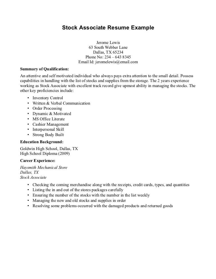 resume examples for college students no experience alib