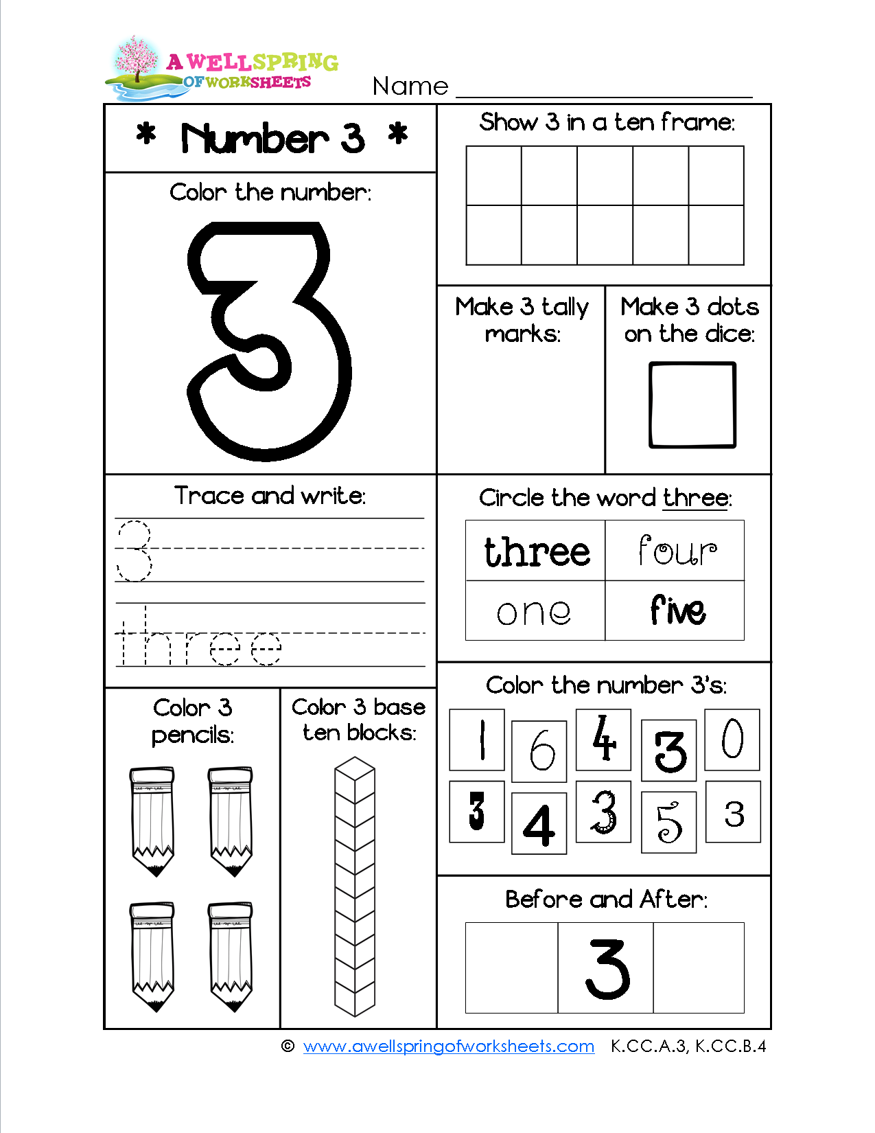 Number Worksheets There S Plenty To Keep Kids Busy On