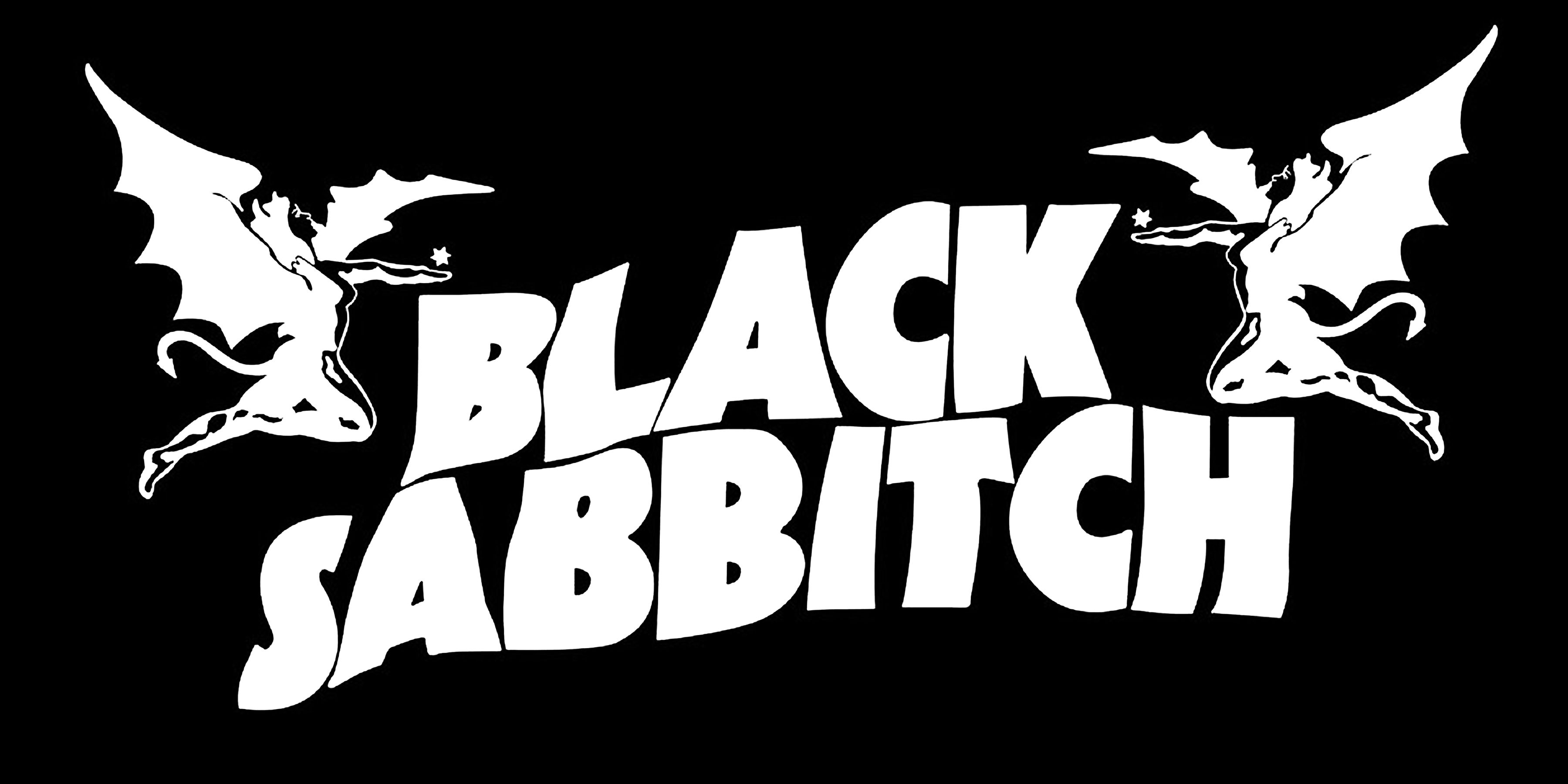 Black Sabbath Logo Vector Wallpaper Music That Matters