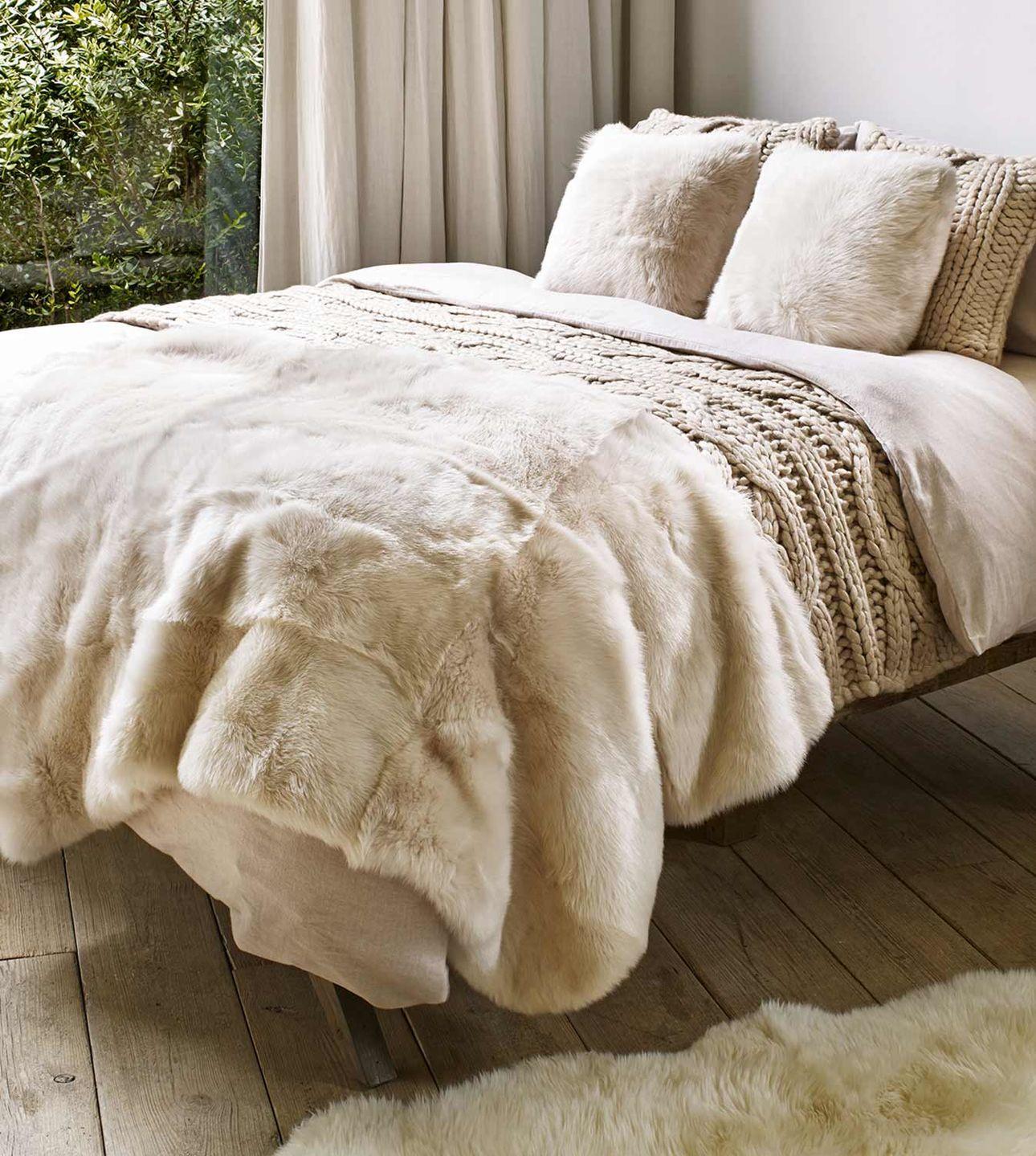 Toscana Bed Blanket Ugg (US) Decor inspiration