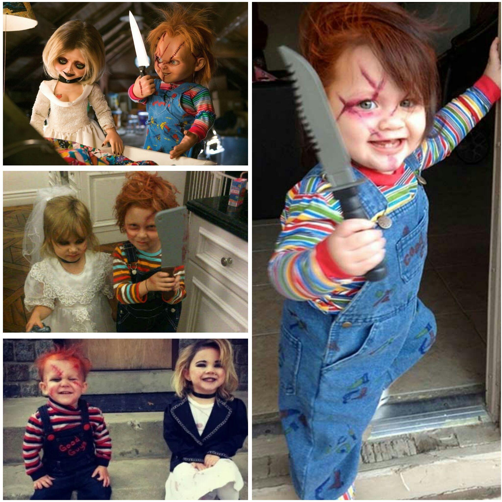 Disfraces de Halloween terroríficos para niños