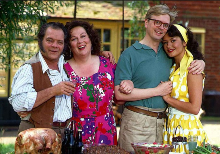 darling buds of may cast TV from my early years