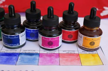 Image result for Sennelier Artist Inks