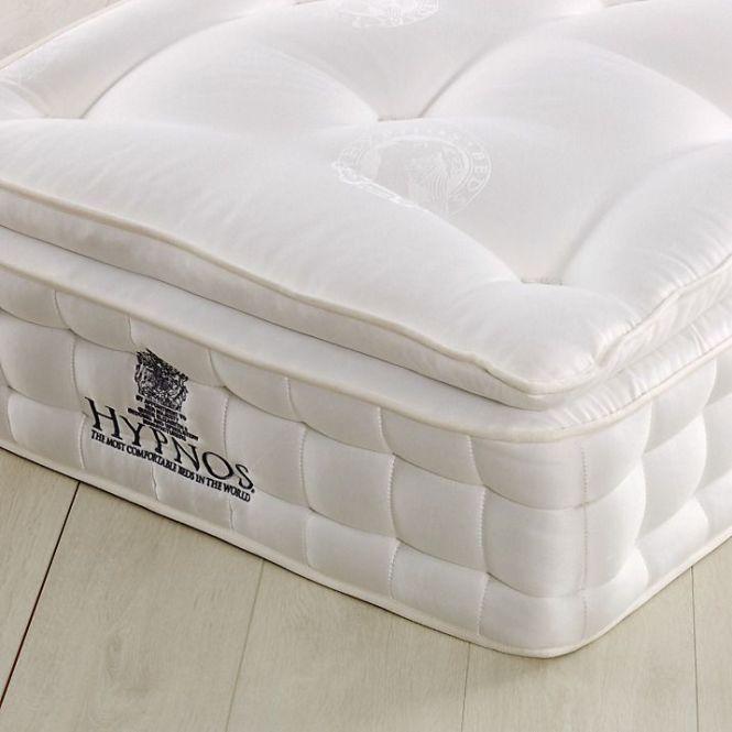 Hypnos Superb Pillow Top Pocket Spring Mattress Medium King Size Online At Johnlewis