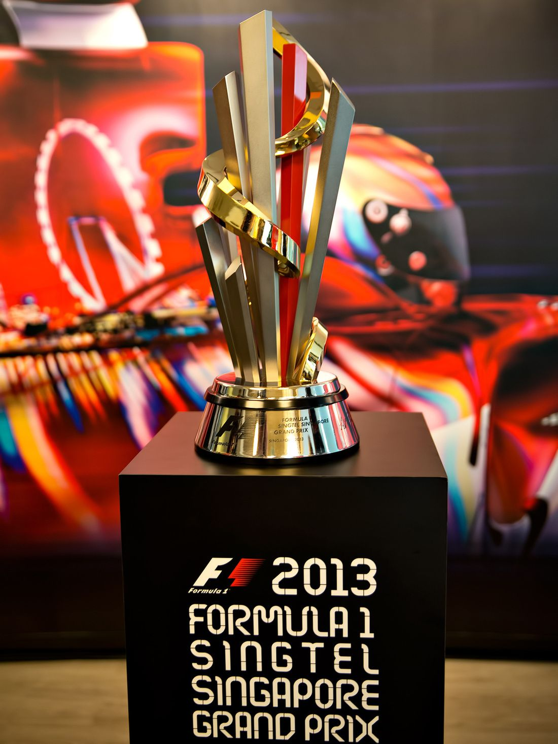 An unofficial guide to the 2013 Formula 1 Singapore Grand