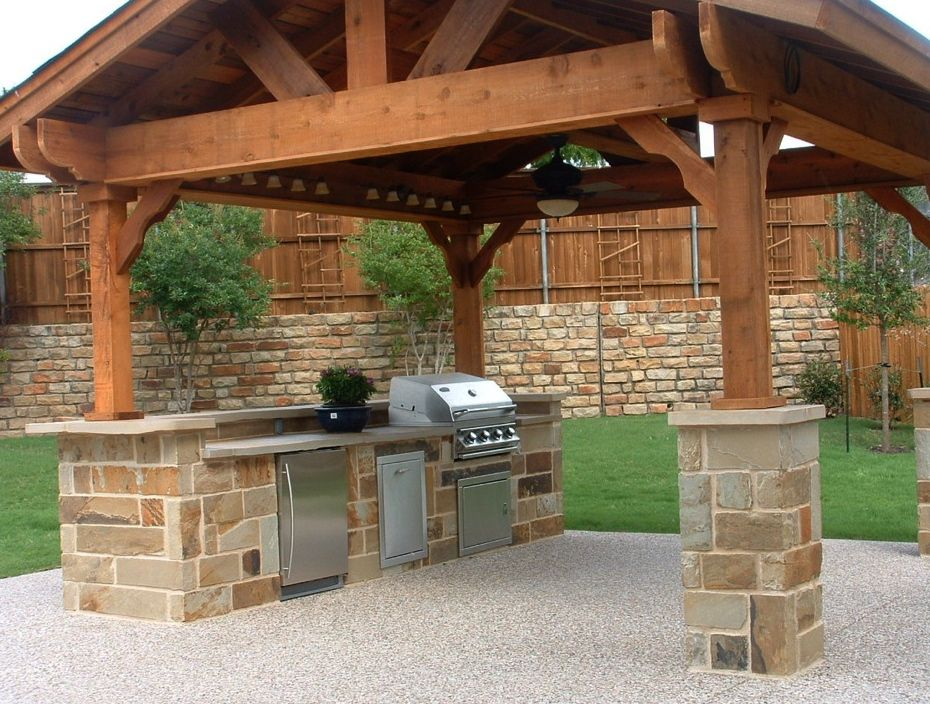 Amazing Outdoor Kitchens Concrete contractor, Remodeling