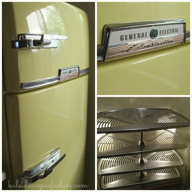 Thursdays Treasure Retro Kitchen 1955 General Electric