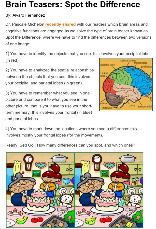 Brain teasers Teaching Gifted and Talented Students