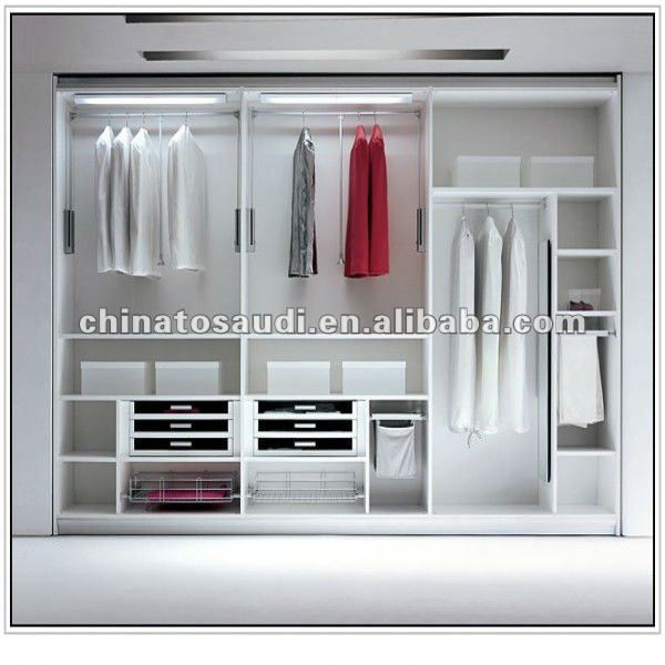 Closet Source Modern Bedroom Wardrobe Design Indian