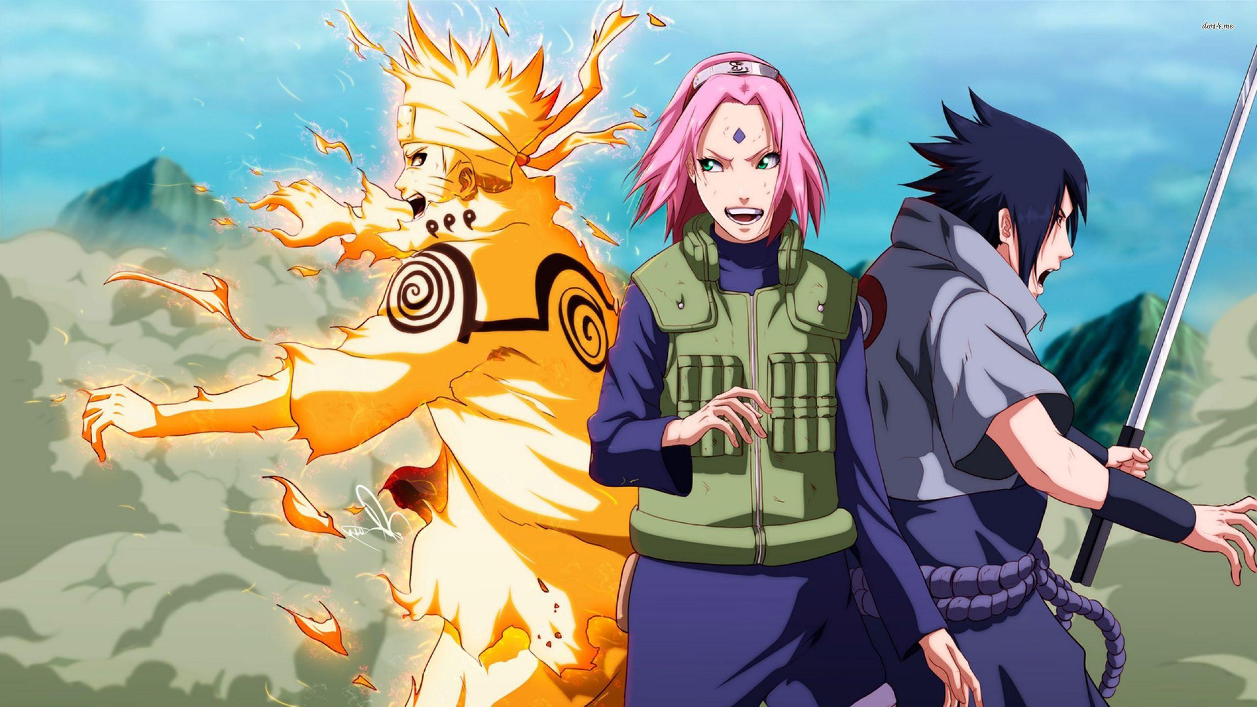 Naruto Shippuden, Uchiha Madara HD desktop wallpaper