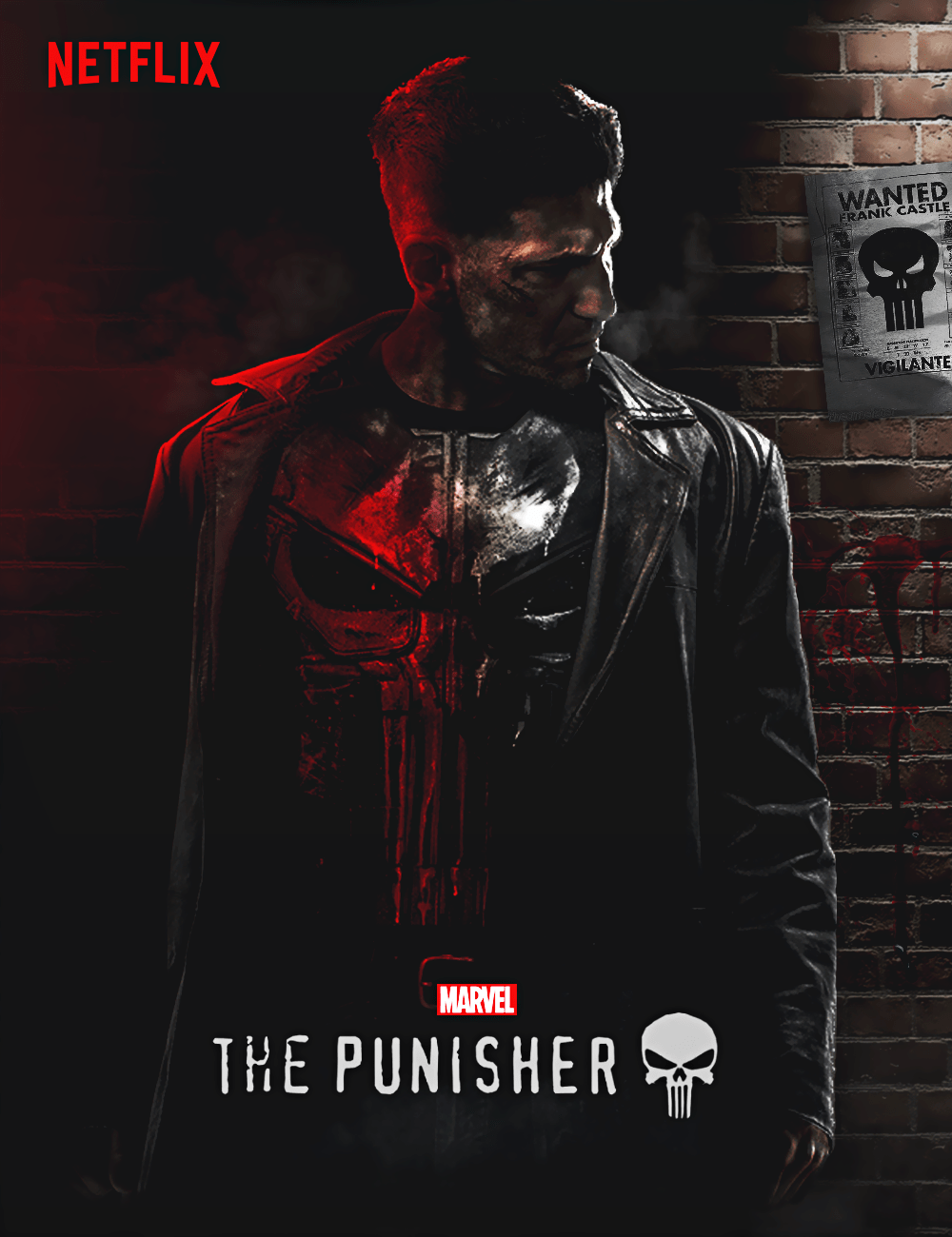 The Punisher / Frank Castle (In the likeness of Jon