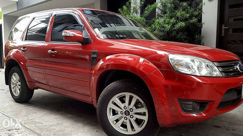 Ford Escape For Sale Philippines Find 2nd Hand (Used