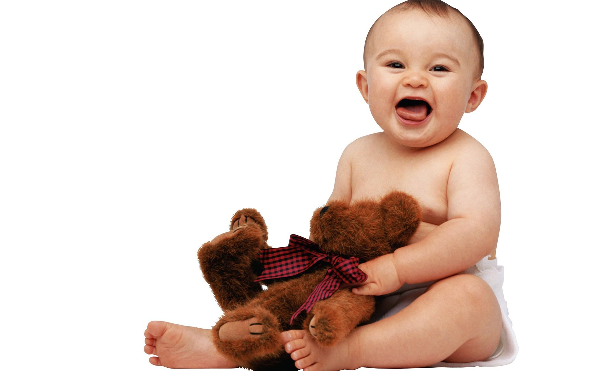 cute baby with teddy | kids | pinterest | baby wallpaper