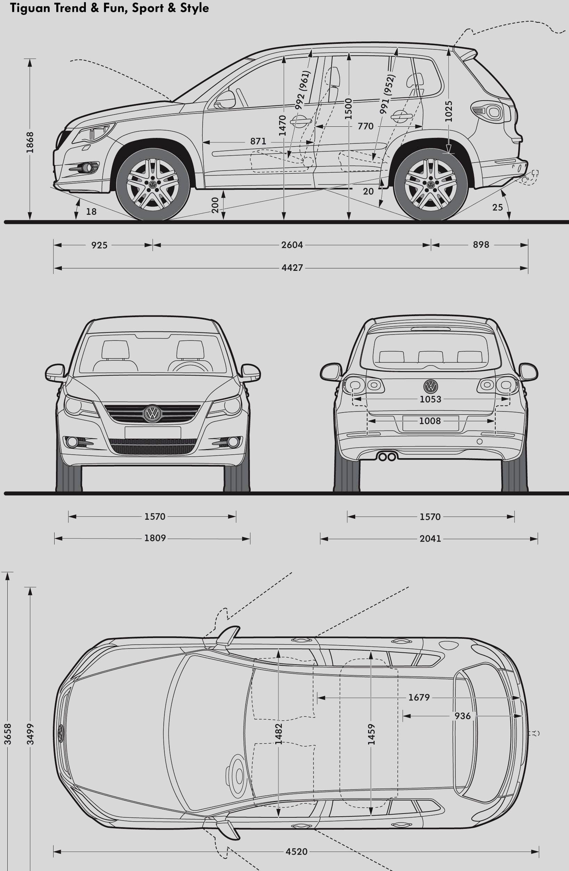 Volkswagen Tiguan 01fun Sport 0