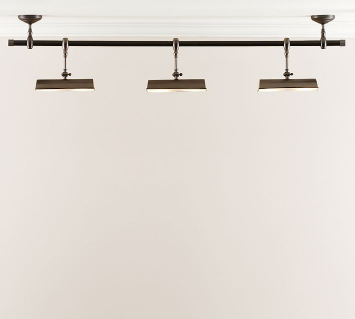 museum track lighting. Museum Track Lighting. Mount Spotlight Lighting Pottery Barn My Home N