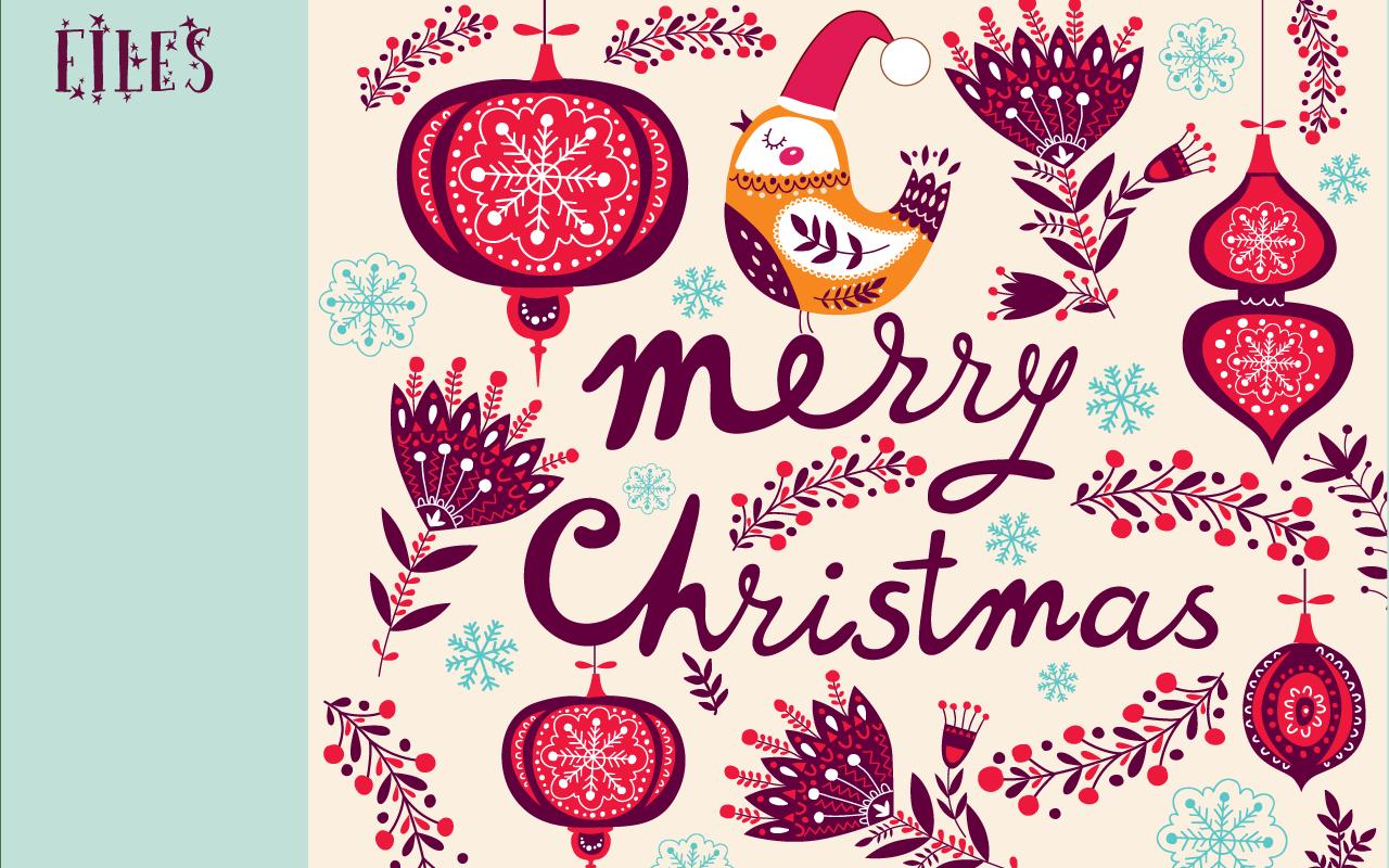 Christmas. Illustrations