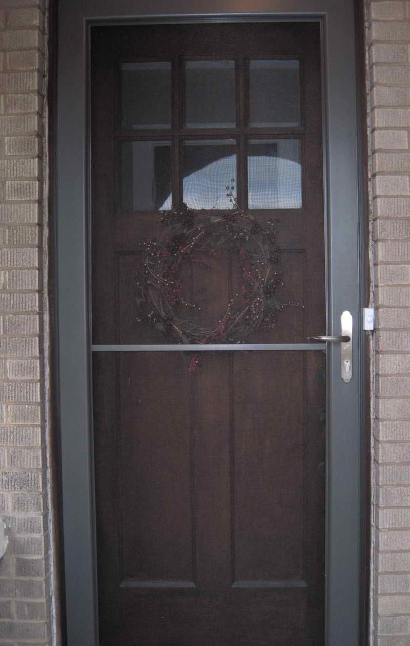Storm Doors With Retractable Screens 18 Photos Of The