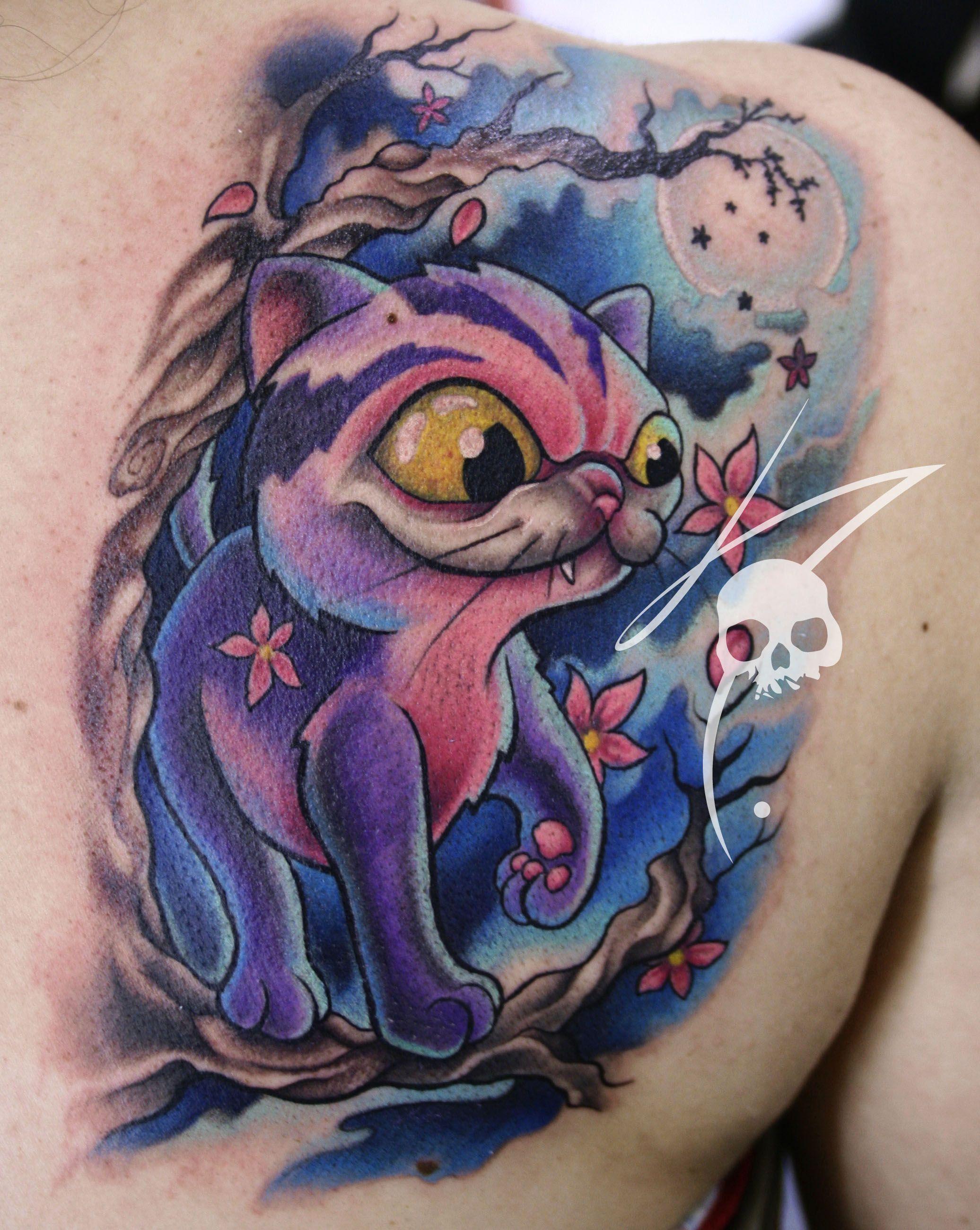 New School Tattoo Art Tattoo colors, Colombia and Tattoo