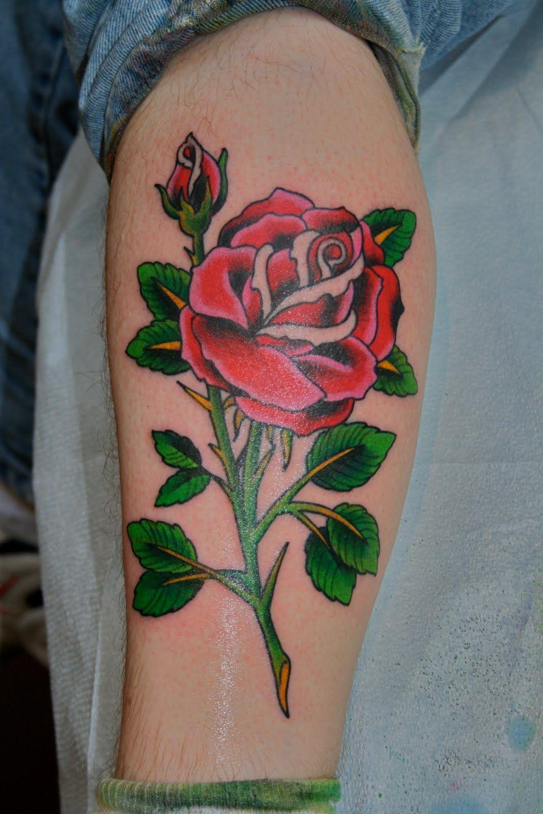 Top 55 Rose Tattoos Design Ever Tattoos Pinterest