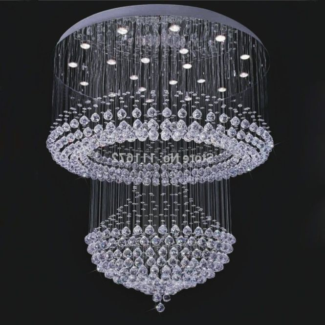 Extra Large Foyer Chandeliers
