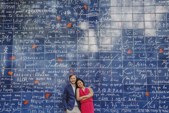 Image result for I love you wall paris
