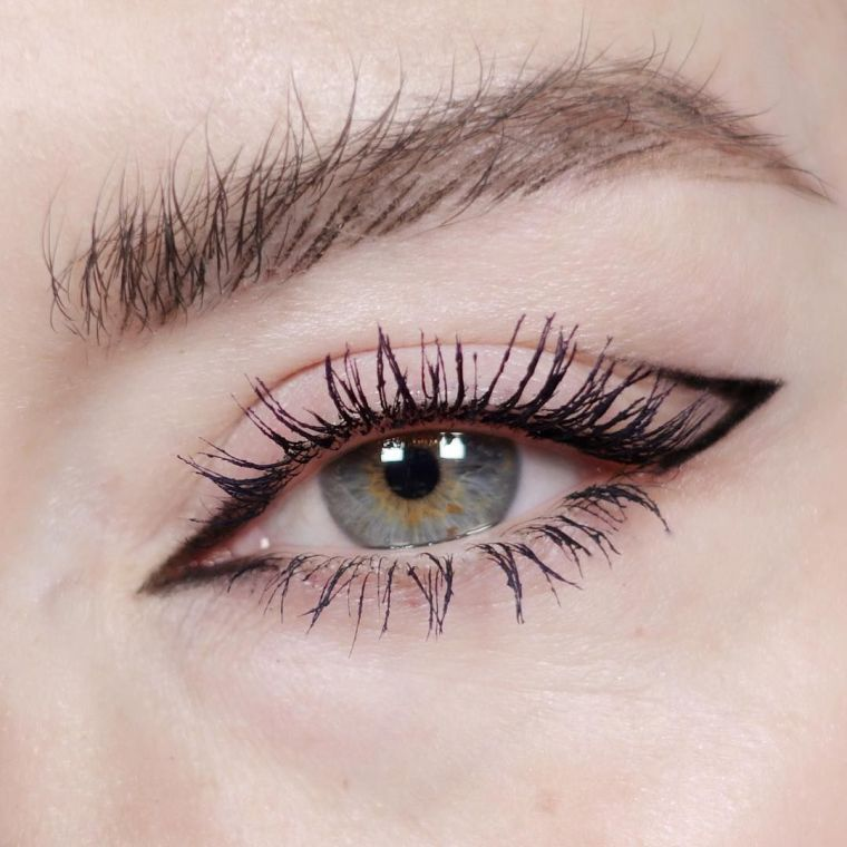 Image result for graphic eyeliner
