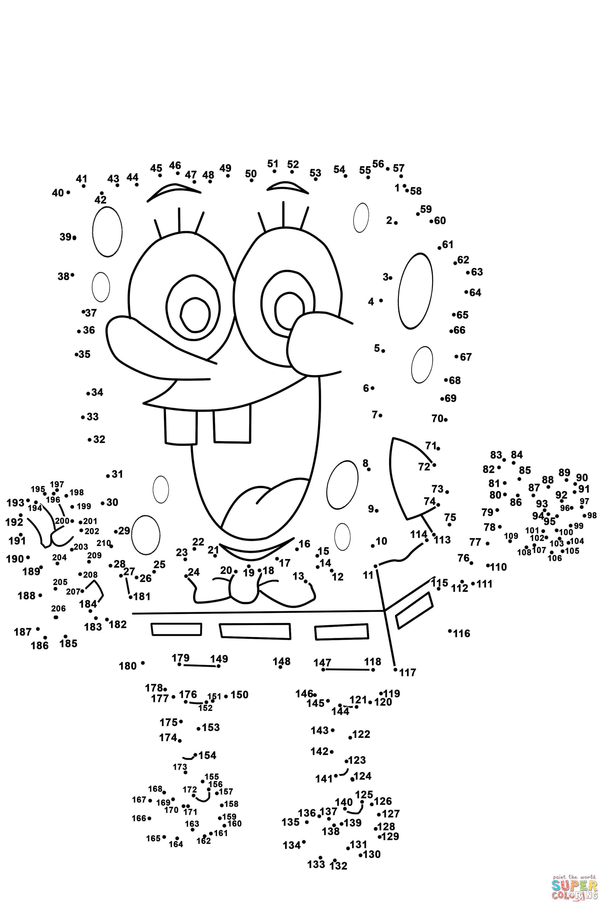 Super Mario Printable Worksheet