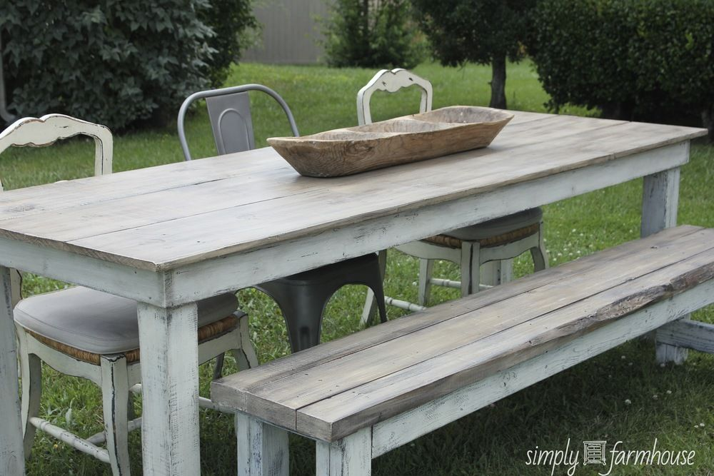Very soft rustic finish. light wash weathered top and