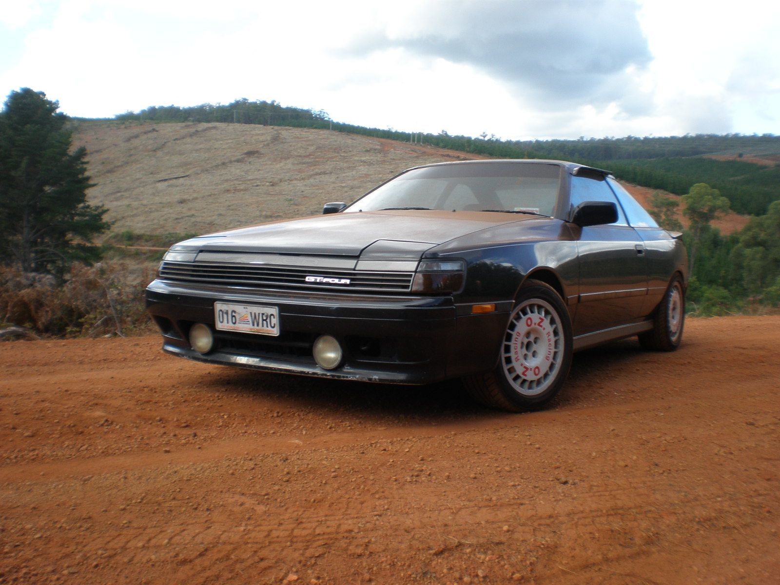 19851989 Toyota Celica GTFour/Alltrac Turbo Techno