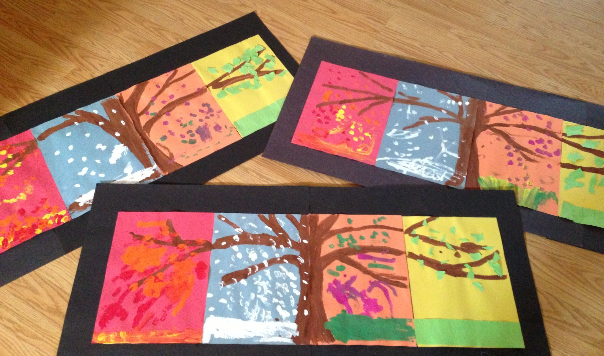 September Art Projects For 1st Grade