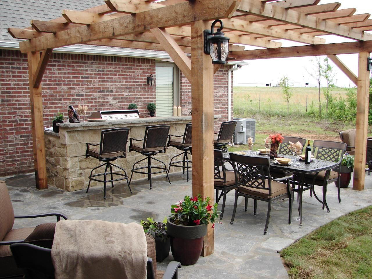 20 Outdoor Kitchens and Grilling Stations Hgtv, Outdoor