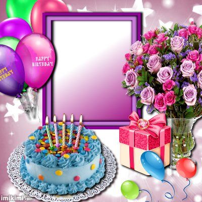 Imikimi Photo Frames Happy Birthday Frameswalls Org