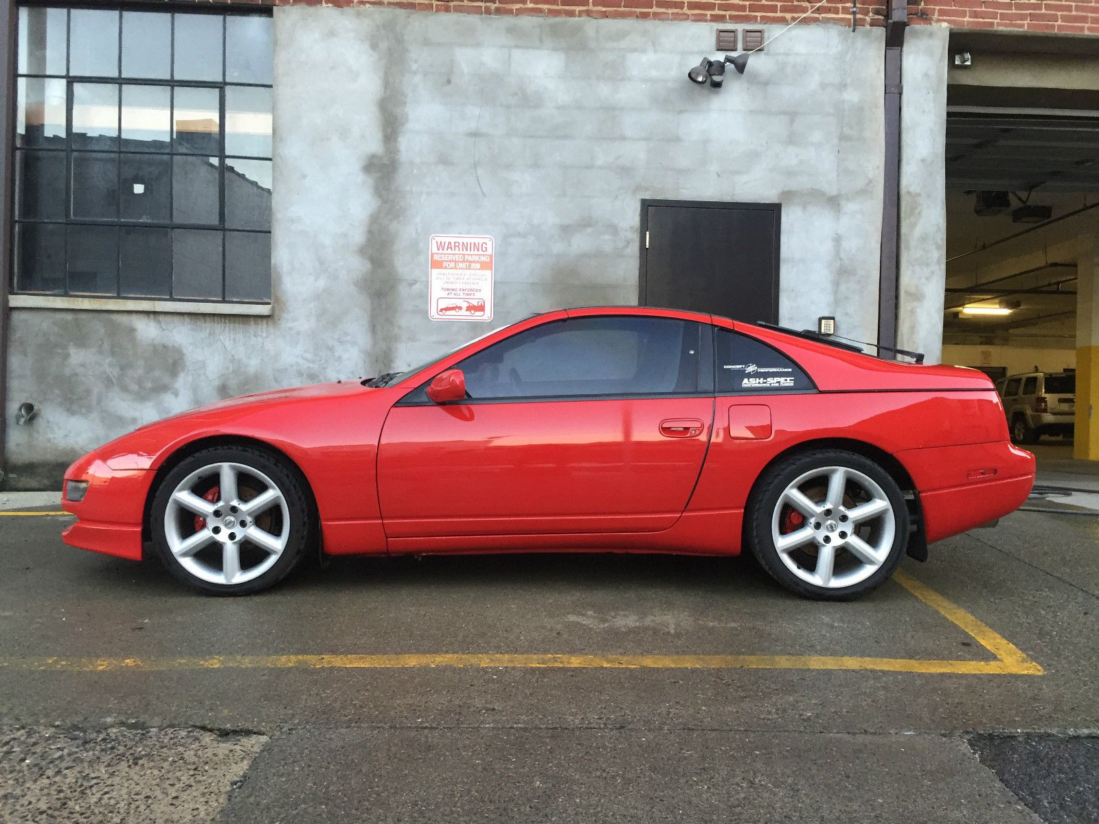 1990 Nissan 300ZX Twin Turbo Conversion Japanese cars