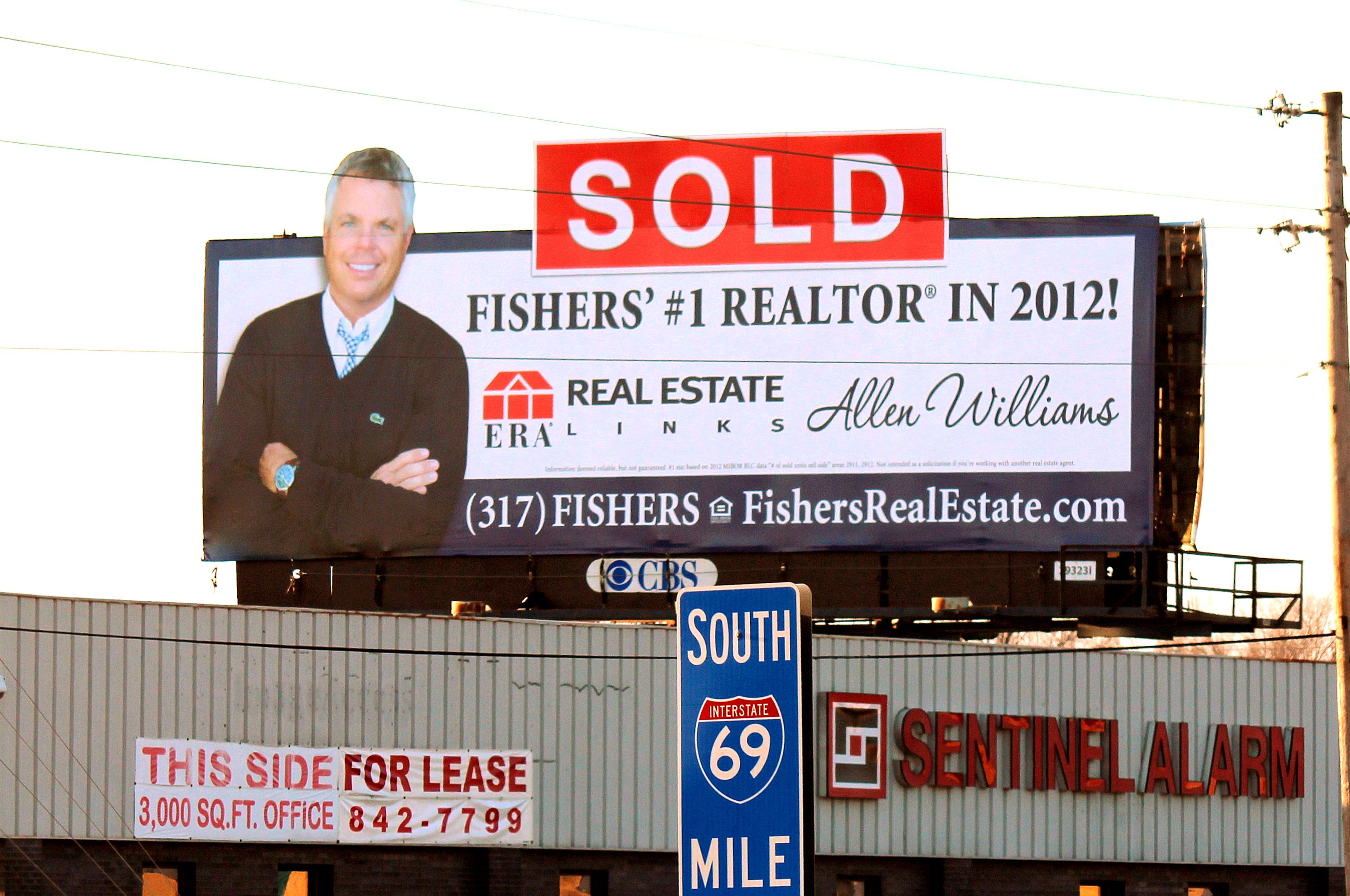 Allen Williams, Real Estate Agent, Fishers, Indiana