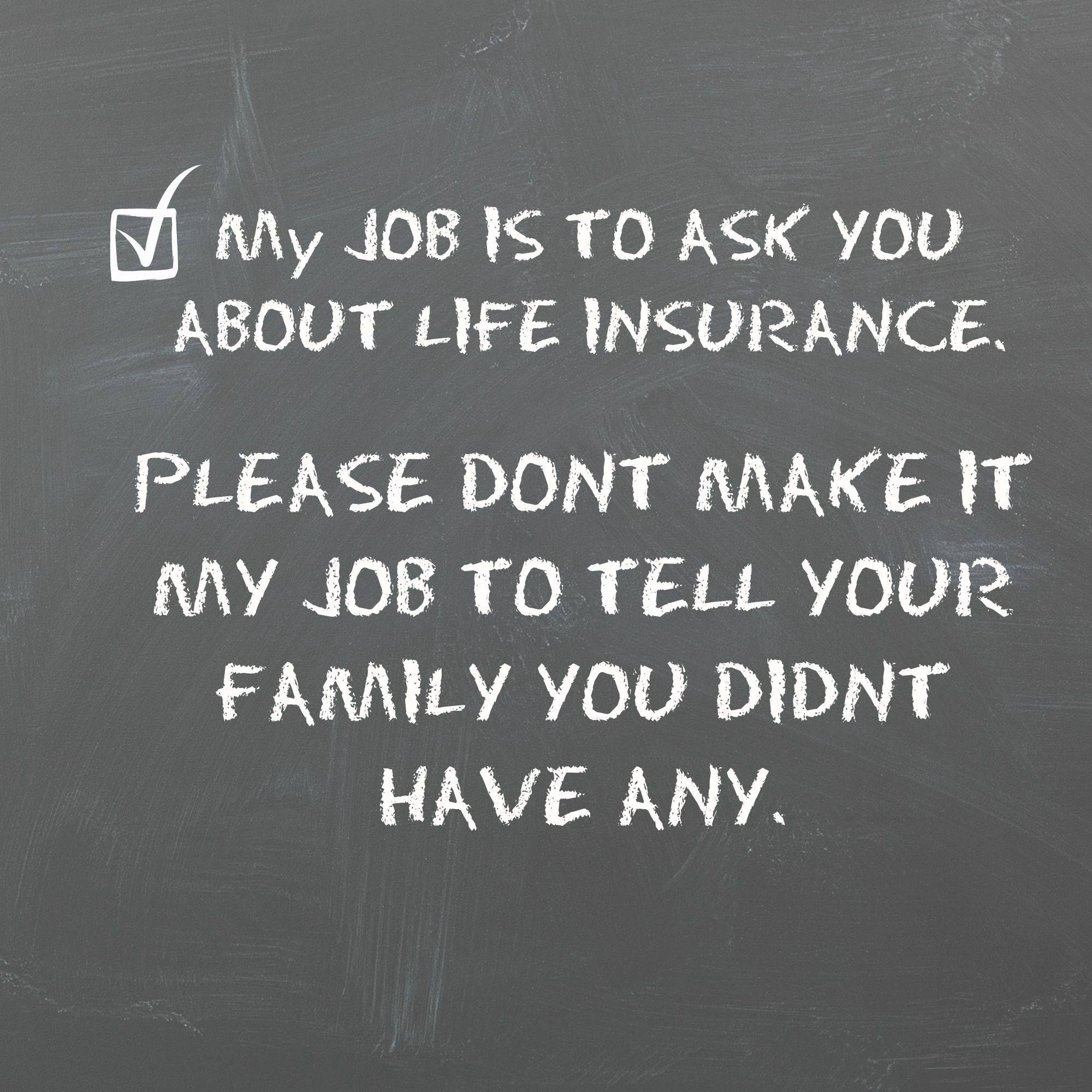 Life Insurance Agent, Life insurance Awareness month